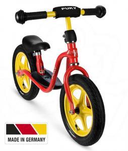 Bici senza pedali Puky Rosso giallo LR 1