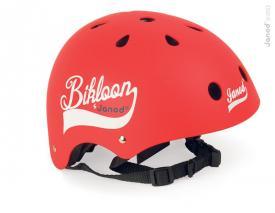 Casco Bikloon rosso