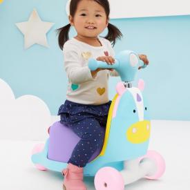 Cavalcabile 3 in 1 - Unicorno - Skip Hop